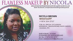 makeup artist in jamaican wedding makeup artist