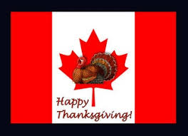 thanksgiving in canada 2017 date