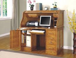 Computer Desk With Tower Storage by Cheap Rolltop Desk November 2011