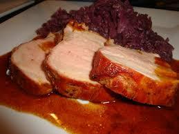 cuisiner le filet mignon de porc en cocotte filet mignon de porc au miel et à la moutarde saveurs ciboulet