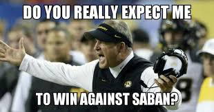 Notre Dame Football Memes - sec chionship game memes