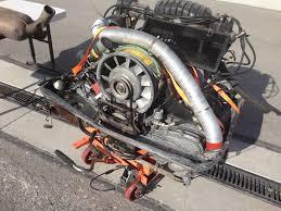 engine porsche 911 porsche 911 1975 complete 2 7 ltr engine air power racing