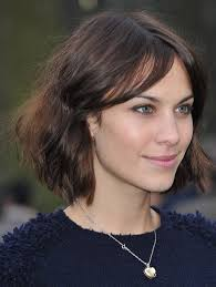 alexa chung u0027s best hairstyles in pictures popular hair hair