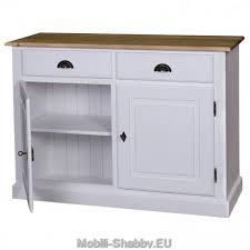 credenze stile shabby credenza in legno colorata stile shabby chic provenzale e country