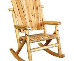 Patio Wooden Chairs Wooden Rocking Chair Wood Chairs Patio The Home Depot