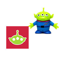 shop toy story alien toy figure 1 4 3 cm tall cake