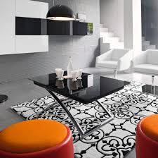 living room modern lighting design vases decor classic table