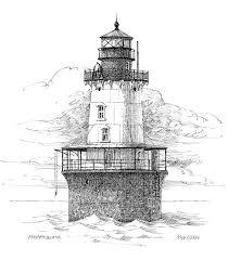 drawn islet sketch pencil and in color drawn islet sketch