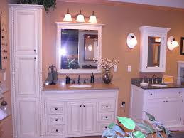 Bathroom Cabinet With Lights Bathroom Appealing Lowes Medicine Cabinets For Bathroom Furniture