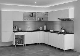 Kitchen Backsplash Photos White Cabinets Backsplash For White Cabinets And Grey Countertop Small Kitchen