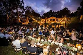 Wedding In Backyard by Backyard Wedding In Del Mar 14920 Via De La Valle Del Mar