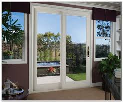 exterior door with blinds between glass patio door blinds uk image collections glass door interior