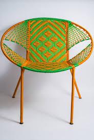 chaise en chaise scoubidou keur boutique