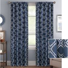 Cheetah Sheer Curtains by Better Homes And Gardens Metallic Trellis Gold Or Silver Foil