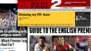 a vice sports guide to how to pick an english premier league team