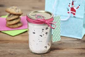 chocolate chip cookies in a jar the avenue kitchen