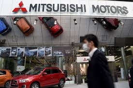 mitsubishi japan mitsubishi scandal could push firm to brink again requiring