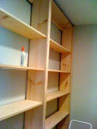 Building Wood Bookshelf by How To Build A Bookcase Step By Step Woodworking Plans