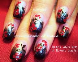 robin moses nail art spring nail art new nail art tutorial up