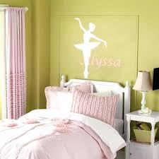 themed room decor themed bedroom ballet room decor nursery wall kids pink