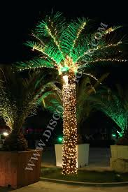 artificial palm tree led lighting lighted trees for sale light