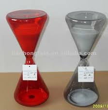 decorative sand home decorative sand timer 60 minutes colored glass china mainland