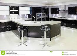luxury modern kitchen luxury modern kitchen interior stock image image 2750211