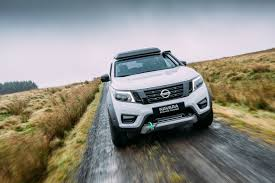 navara nissan 2016 new nissan navara enguard concept is the ultimate rescue machine