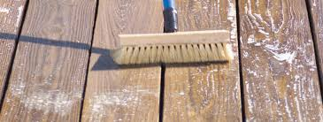 how to stain a deck u2013 tips from sherwin williams