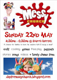 Family Day Invitation Card Messy Church Dapto Uniting Invite Your Family And Friends