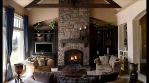 Room Fireplace by Fireplace Makeover Decorating Ideas Youtube