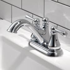 centerset bathroom sink faucets you u0027ll love wayfair