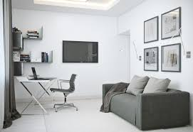 Bedroom Office 5 Ideas For A One Bedroom Apartment With Study Includes Floor Plans