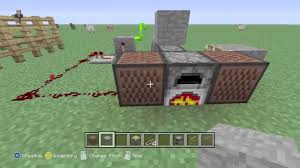 redstone 101 minecraft xbox 360 how to make a fully