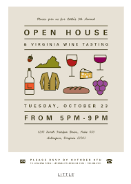 open house invitation business open house invitation search events with style