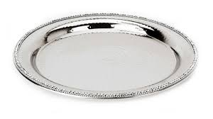 metal platters great serving platters for sunday suppers southern living