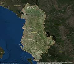 India Satellite Map by Albania Satellite Maps Leaddog Consulting