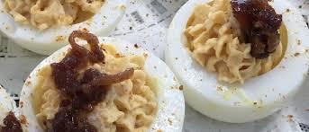 shrimp louie deviled eggs archives scarborough fare catering