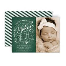 birth announcements christmas birth announcements invitations by