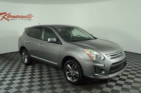 Nissan Rogue Grey - nissan rogue s krom edition for sale used cars on buysellsearch