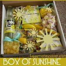 feel better care package ideas send someone a box of if their feeling sad