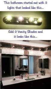 light covers for bathroom lights do you have one of these ugly hollywood style lights in your