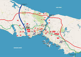 Istanbul Map Property In Istanbul For Sale Istanbul Real Estate Property Turkey