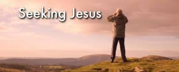 Seeking Jesus Seeking Jesus Celebration Spirit Of Peace