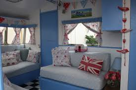 Camper Interior Decorating Ideas by