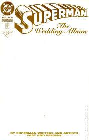 superman wedding album superman the wedding album 1996 comic books