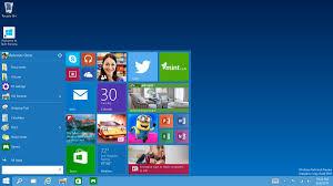 bureau virtuel windows 7 windows 10 microsoft présente officiellement nouvel os
