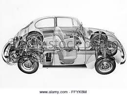 car vw volkswagen beetle 1302 orange compact sub compact