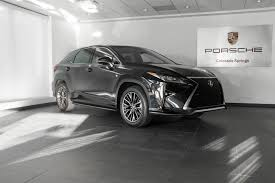 lexus rx 350 used engine 2017 lexus rx 350 f sport for sale in colorado springs co 17176a