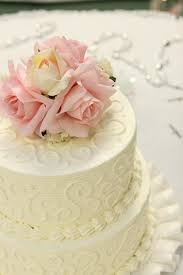 buttercream wedding cake designs lovetoknow